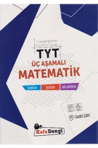 Kafadengi TYT Matematik Üç Aşamalı Soru Bankası