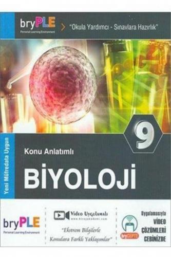 Birey PLE 9. Sınıf Biyoloji Konu Anlatımlı