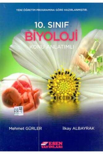 Esen 10. Sınıf Biyoloji Konu Anlatımlı