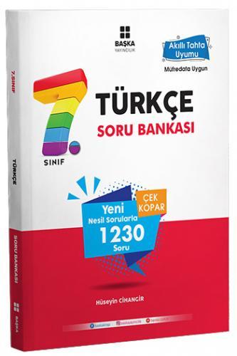 Başka 7. Sınıf Türkçe Soru Bankası