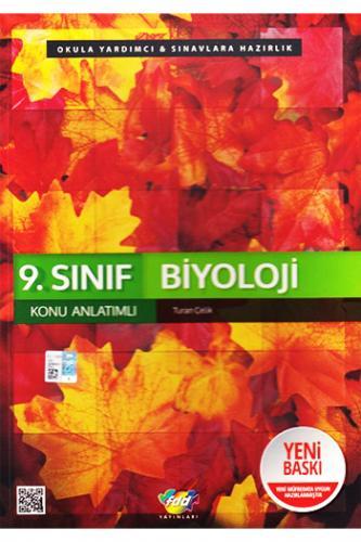 FDD 9. Sınıf Biyoloji Konu Anlatımlı
