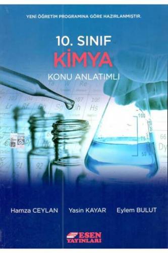Esen 10. Sınıf Kimya Konu Anlatımlı