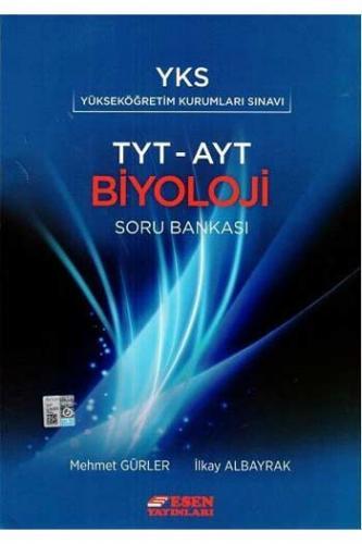 Esen TYT AYT Biyoloji Soru Bankası
