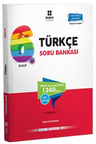 Başka 6. Sınıf Türkçe Soru Bankası