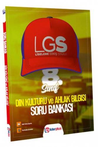 Liderplus 8. Sınıf LGS Din Kültürü ve Ahlak Bilgisi Soru Bankası