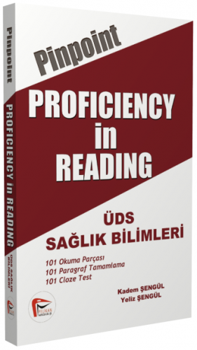 Pinpoint Proficiency in Reading, ÜDS Sağlık Bilimleri