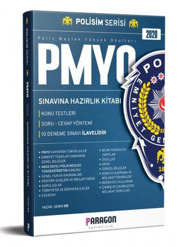 Paragon Yayıncılık 2020 PMYO Sınavına Hazırlık Kitabı-Konu Testleri-10 Deneme Sınavı