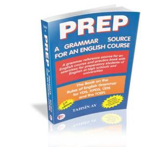 Prep Grammar Source For An English Course