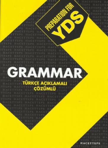 Preparation For YDS Grammar