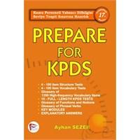 Prepare For KPDS-Ayhan Sezer-Pelikan Yayınevi