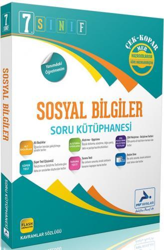 PRF Yayınları 7. Sınıf Sosyal Bilgiler Soru Kütüphanesi