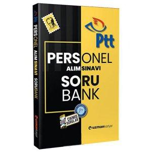 Uzman Kariyer PTT Sınavlarına Hazırlık Soru Bankası