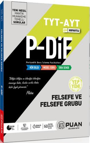 Puan Yayınları TYT AYT Felsefe ve Felsefe Grubu PDİF Konu Anlatım Fasikülleri