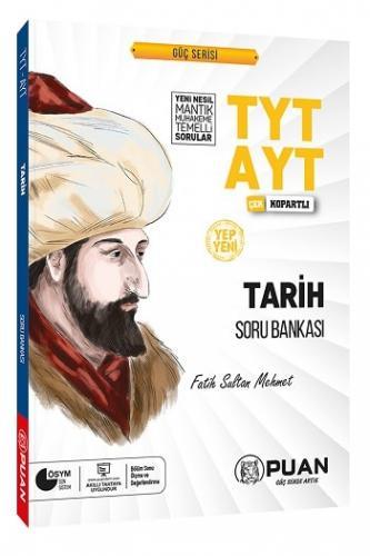 Puan Yayınları TYT AYT Tarih Soru Bankası Komisyon