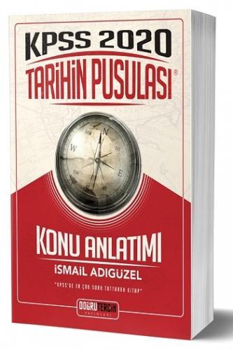 Doğru Tercih Yayınları 2020 KPSS Tarihin Pusulası Konu Anlatımı