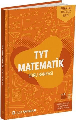 Puza Yayınları TYT Matematik Soru Bankası Komisyon
