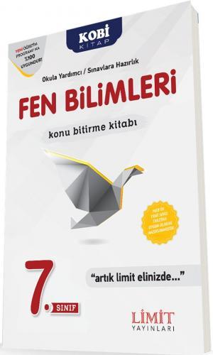 Limit 7. Sınıf Fen Bilimleri Konu Bitirme Kitabı