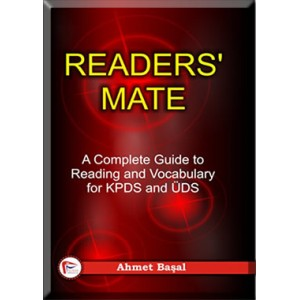 Readers Mate - A Complate Guide to Reading and Vocabulary for KPDS and ÜDS