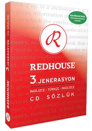 Redhouse 3. Jenerasyon CD Sözlük (İngilizce-Türkçe/Türkçe-İngilizce)