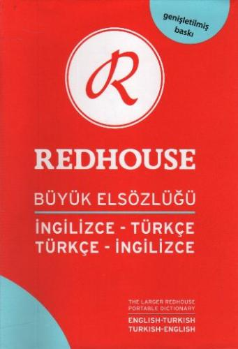 Redhouse Büyük Elsözlüğü İngilizce Türkçe / Türkçe - İngilizce ( Açık Mavi )