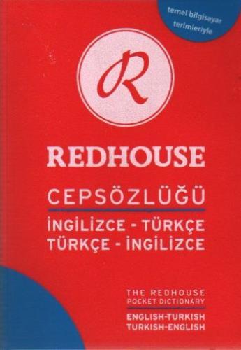 Redhouse Cepsözlüğü İngilizce - Türkçe / Türkçe - İngilizce ( Mavi )