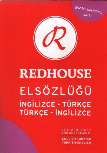 Redhouse Elsözlüğü İngilizce-Türkçe/Türkçe-İngilizce (Mor)