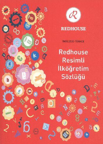 Redhouse Resimli İlköğretim Sözlüğü İngilizce - Türkçe ( Kırmızı )