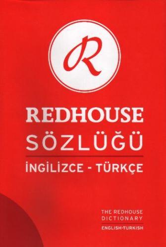 Redhouse Sözlüğü İngilizce - Türkçe ( Bordo )
