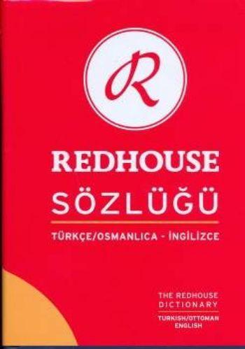 Redhouse Sözlüğü Türkçe / Osmanlıca - İngilizce ( Turuncu )