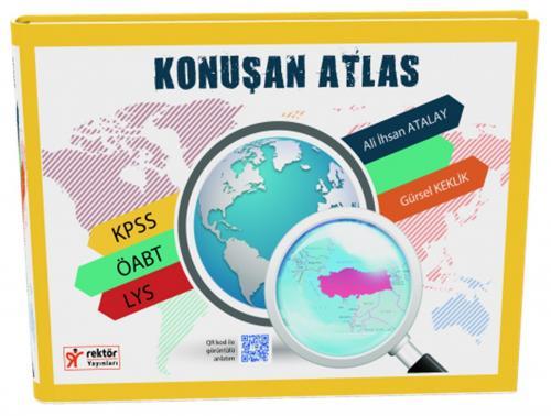 Rektör Tüm Kurum Sınavları İçin QR Barkodlu Konuşan Atlas