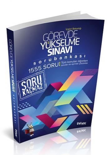 İhtiyaç Yayınları GYS İçişleri Bakanlığı Görevde Yükselme Sınavı Soru Bankası