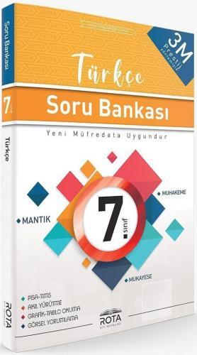 Rty Rota Yayınları 7. Sınıf Türkçe 3M Prestij Soru Bankası