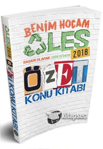 Kelepir Benim Hocam Yayınları 2018 ALES Sözel Sayısal Yetenek Özet Kon
