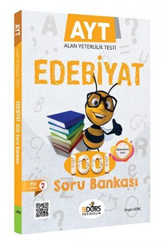 Biders AYT Edebiyat 1001 Soru Bankası