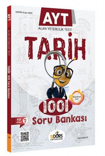 Biders AYT Tarih 1001 Soru Bankası