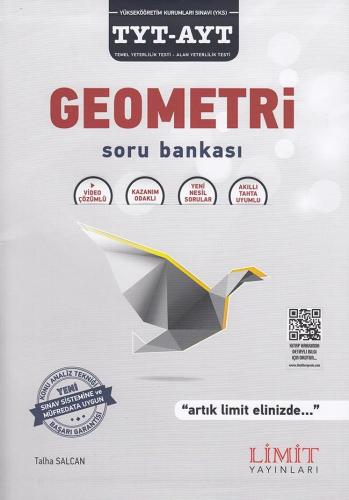 Limit Yayınları TYT AYT Geometri Soru Bankası