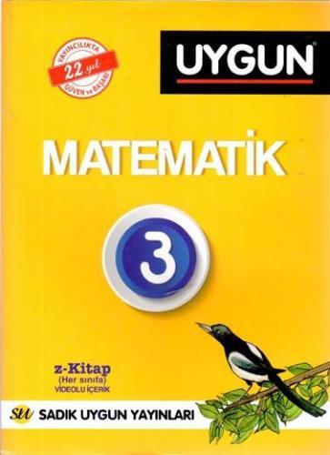 Sadık Uygun Yayınları 3. Sınıf Matematik
