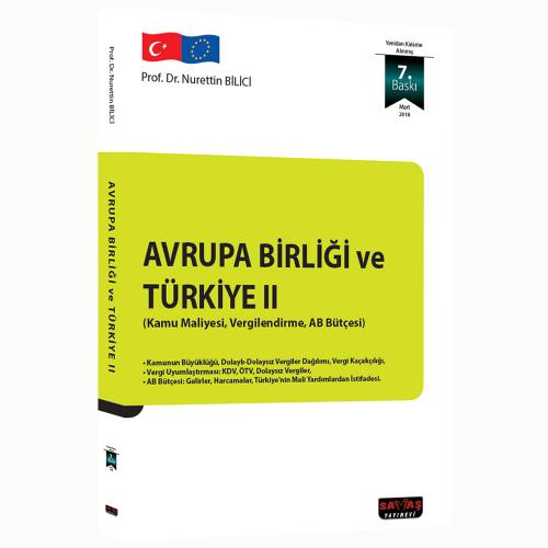 Savaş Avrupa Birliği ve Türkiye II - Nurettin Bilici
