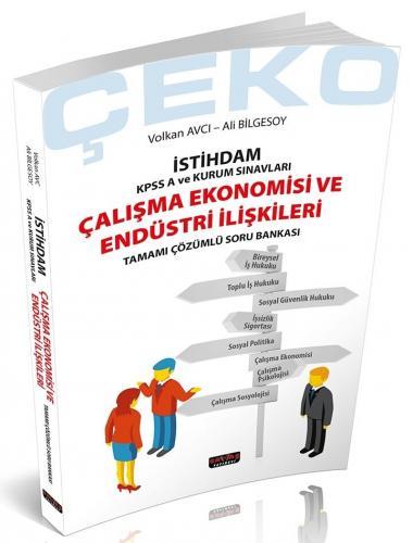 ÇEKO İstihdam Çalışma Ekonomisi ve Endüstri İlişkileri Ali Bilgesoy