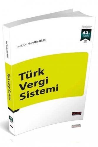 Türk Vergi Sistemi Nurettin Bilici