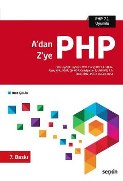 Seçkin A 'dan Z 'ye PHP
