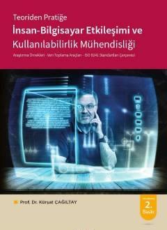 Seçkin İnsan - Bilgisayar Etkileşimi ve Kullanılabilirlik Mühendisliği