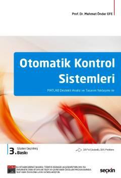 Seçkin Otomatik Kontrol Sistemleri - Mehmet Önder Efe