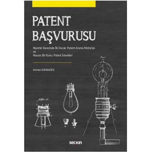 Seçkin Patent Başvurusu