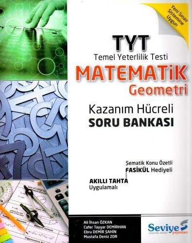Seviye YKS TYT Matematik Geometri Kazanım Hücreli Soru Bankası