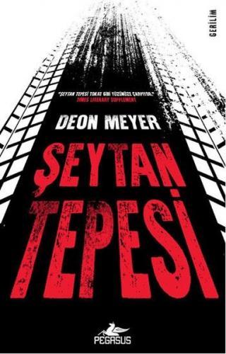 Şeytan Tepesi - Deon Meyer