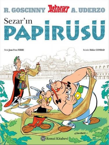 Sezar'ın Papirüsü - Rene Goscinny, Albert Uderzo