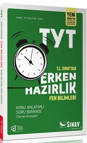Sınav Yayınları 11. Sınıf Fen Bilimleri TYT Erken Hazırlık Konu Anlatı