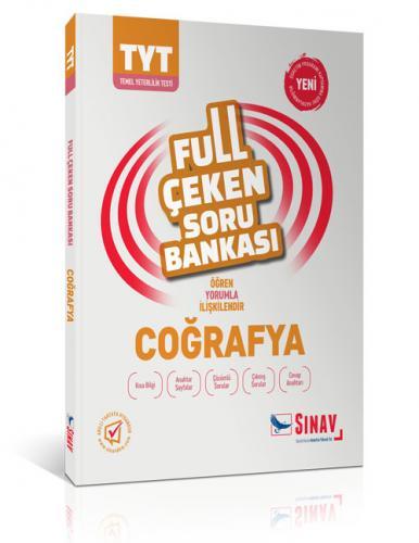 Sınav TYT Coğrafya Full Çeken Soru Bankası