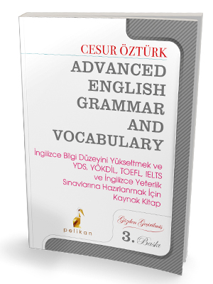 Advanced English Grammar & Vocabulary - Cesur Öztürk %35 indirimli Ces
